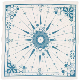 United By Blue Bee Hive Bandana Cream